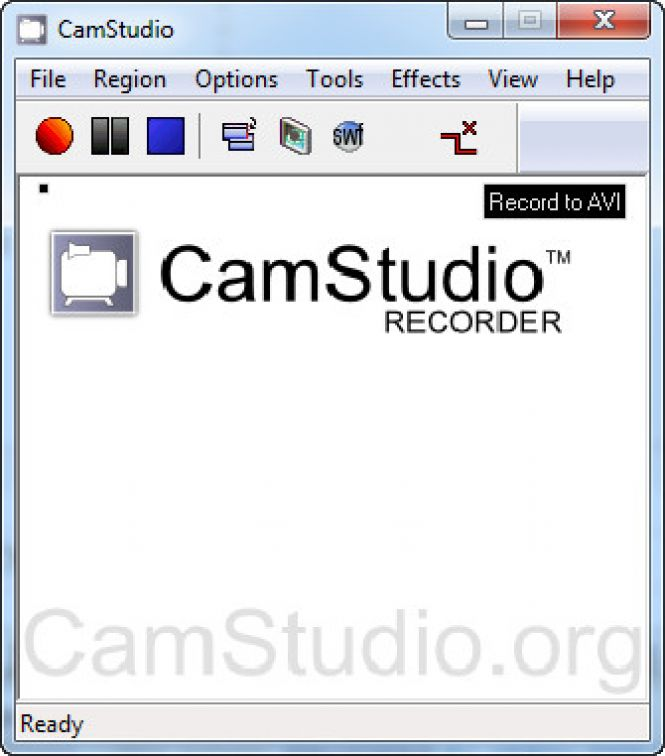 How to Convert KMZ to AVI with CamStudio