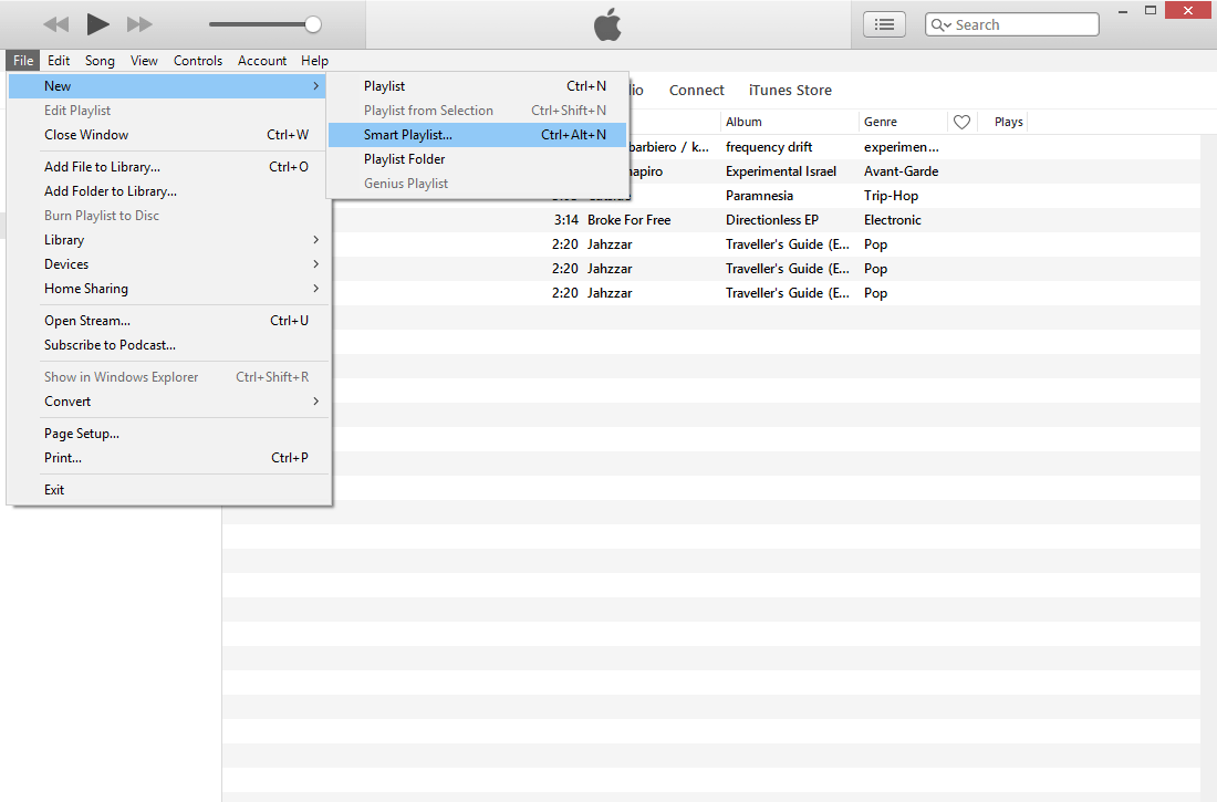 How to classify your iTunes music library depending on BPM