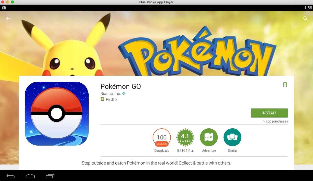 How to play Pokemon Go on your Mac