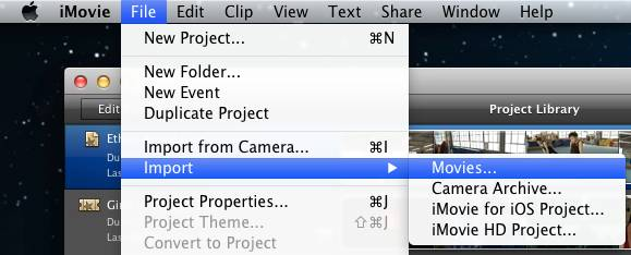 How to edit vertical videos in imovie importing vertical video ccuart Gallery