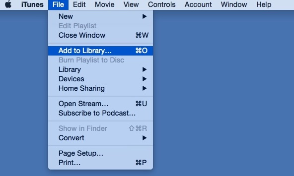 Adding Video To iTunes Library
