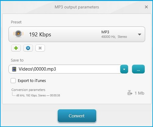 Configuring Output Settings In Freemake Video Converter