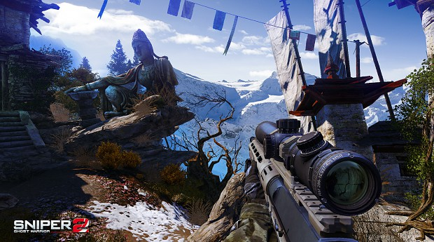 Sniper: Ghost Warrior 2 Created With Cryengine