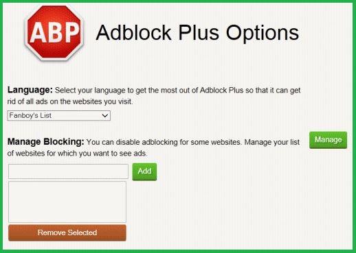 AdBlock Plus In Internet Explorer