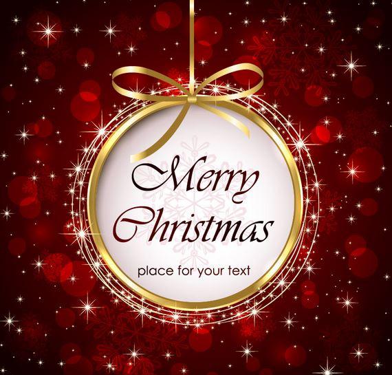 Customizing Christmas Card
