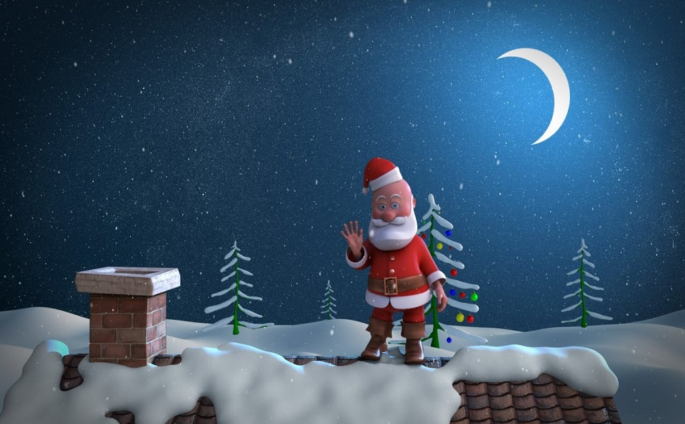 how to create an animated christmas card - Animated Christmas Greetings