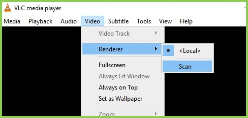 VLC media player Settings