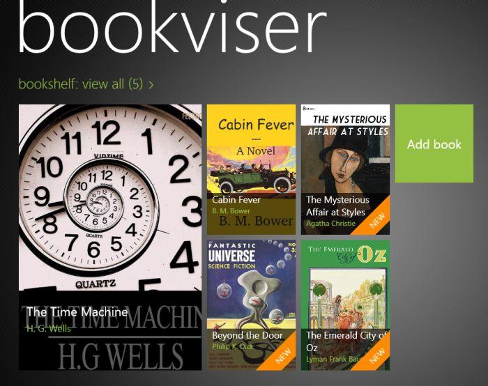 Bookviser