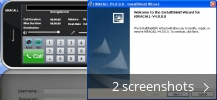Screenshot collage for HIRACALL-V4.0.0.0