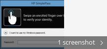 HP SimplePass (free) download Windows version