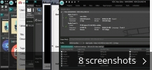 Screenshot collage for VSDC Free Video Editor