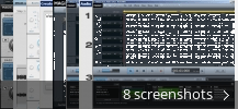 Screenshot collage for MAGIX Music Maker 2013