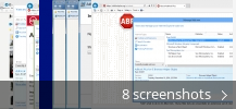 Screenshot collage for Adblock Plus for IE