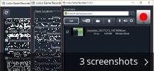 LoiLo Game Recorder (free) download Windows version