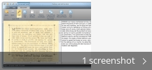 Screenshot collage for Free Scan and OCR to Word