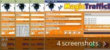 Magic Traffic Bot (free version) download for PC