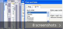Screenshot collage for Microsoft Office Word Viewer