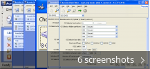 Screenshot collage for Acronis License Server