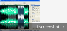 Screenshot collage for Audio Edit Pro
