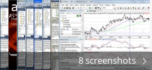 Screenshot collage for AmiBroker