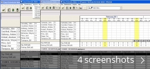 easy schedule maker free version download for pc