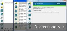 FORScan (free) download Windows version