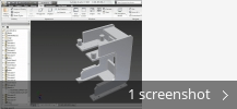 Screenshot collage for Autodesk Inventor 2010 SP1