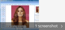 Screenshot collage for Image Components for WPF