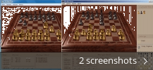 Screenshot collage for Absolut Chess
