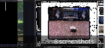 Screenshot collage for The KMPlayer