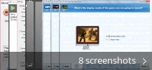 Screenshot collage for ZD Soft Screen Recorder