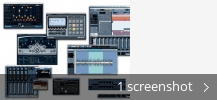 Screenshot collage for Steinberg Cubase Studio