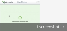Screenshot collage for VicRoads LiveDrive