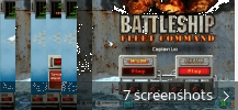 free online battleship fleet command