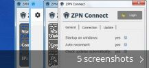 ZPN Connect (free version) download for PC