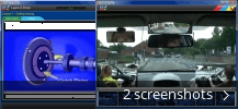 Screenshot collage for LDC Practical Driving Test Complete