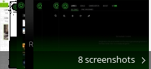Screenshot collage for Razer Cortex