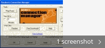 Screenshot collage for SmartBro Connection Manager