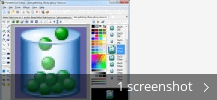 Screenshot collage for Portable Icon Editor