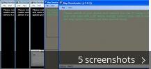 Snooper Map Downloader (free) download Windows version