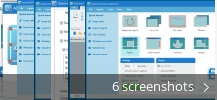 Screenshot collage for Apowersoft Screen Capture Pro