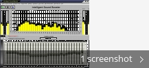 Screenshot collage for Intelligent Sound Booster
