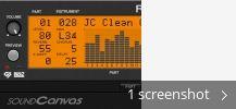 Sound Canvas VA (free version) download for PC