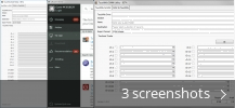 Screenshot collage for TouchMix DAW Utility