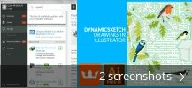 DynamicSketch for Adobe Illustrator CS6-CC (free version) download for PC