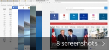 Screenshot collage for Microsoft Edge