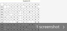 Devanagari - Sanskrit 99 (free) download Windows version