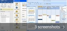 Screenshot collage for BCGControlBar Professional Edition