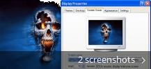 Screenshot collage for 3DSS - Free Fire Undead