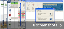 Screenshot collage for MailWasher Free